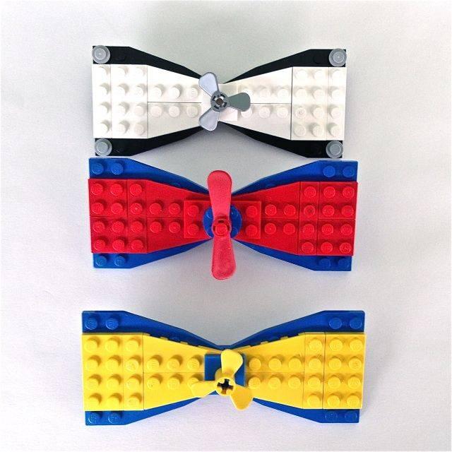 LEGO Bowties