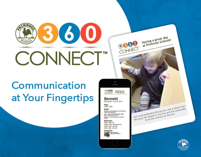 Communication at your fingertips Banner