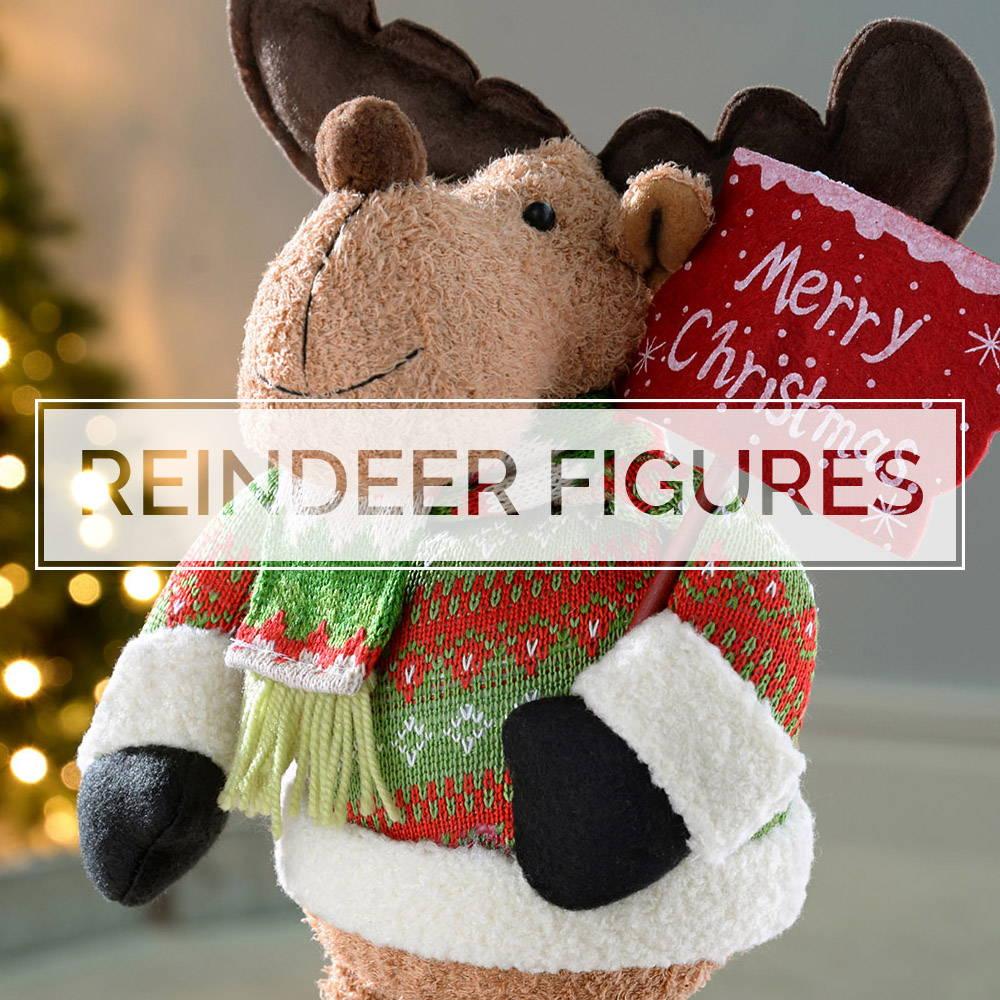 Reindeer Figures