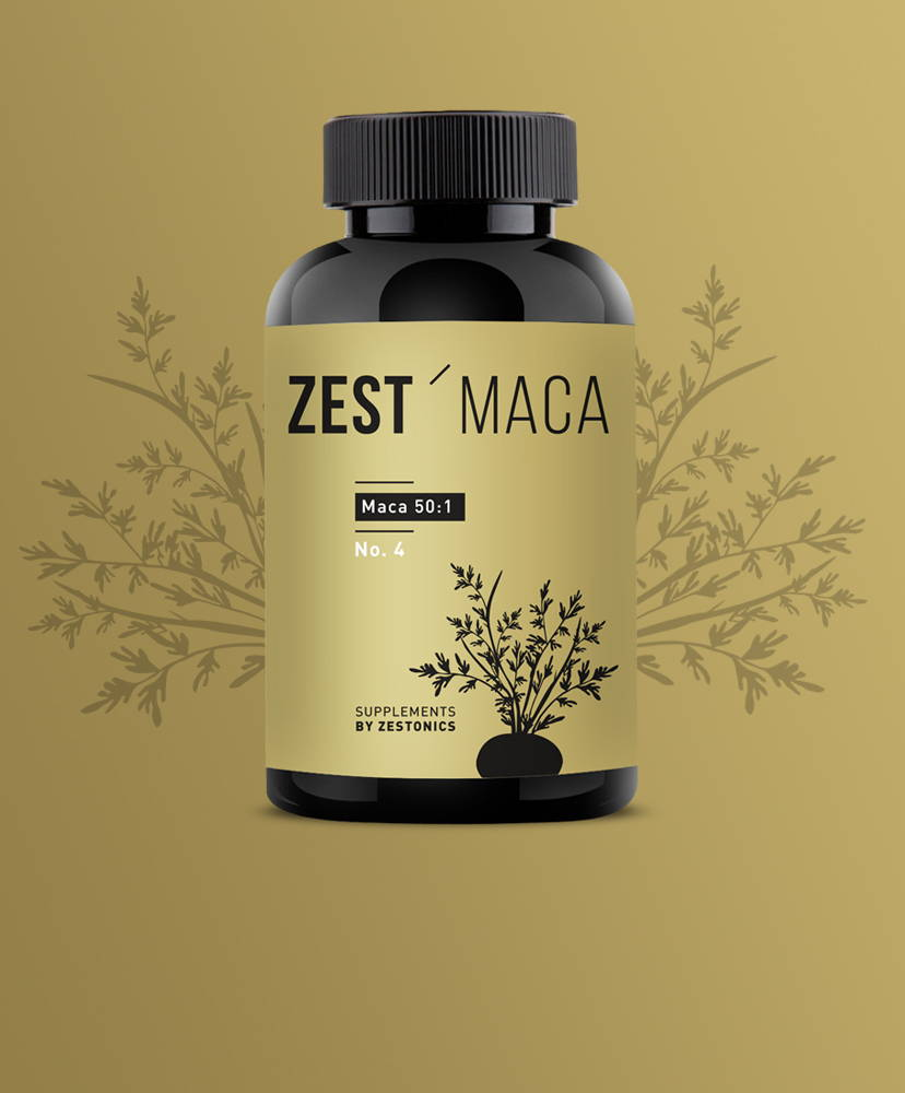 zest 39 maca maca kapseln hochdosiert 3 7 kg maca wirkstoff dose zestonics. Black Bedroom Furniture Sets. Home Design Ideas
