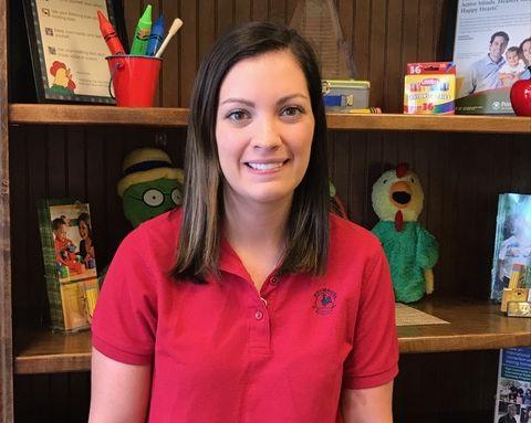 Ashlee Johnson , Private Pre-Kindergarten Teacher