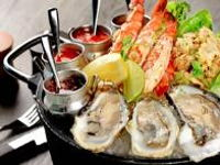SEAFOOD AND GRILLS NIGHT image