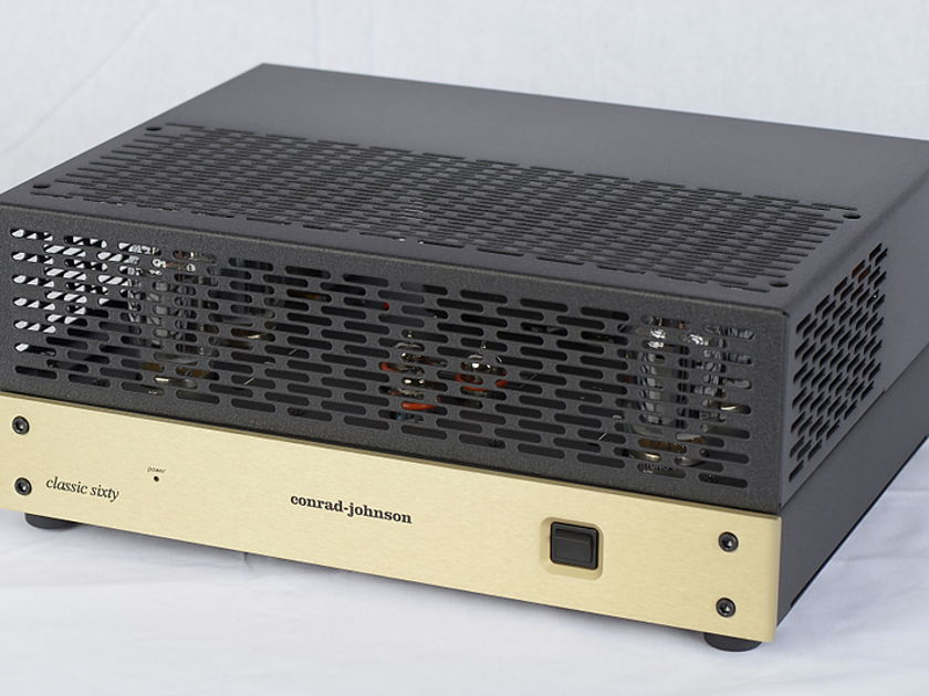 Conrad Johnson Classic 60SE Tube Amplifier (Dealer Demo)