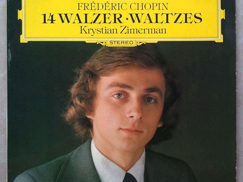 DG/Zimerman/Chopin - Waltzes / VG+