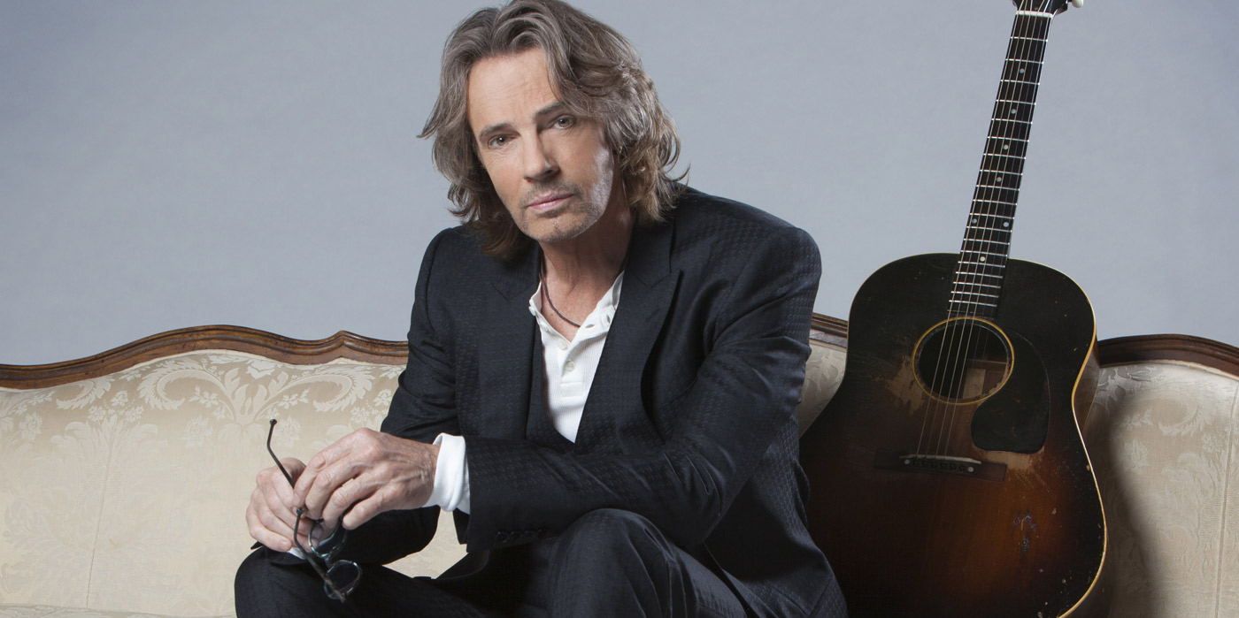 Rick Springfield Stripped Down at the Shubert Theatre
