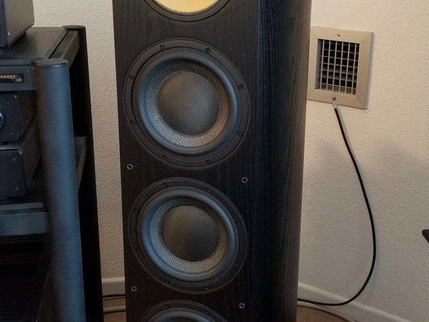 B&W (Bowers & Wilkins) 803D Floor Standing Speakers