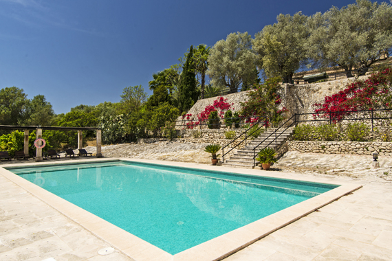 "Santa Maria - Part of the antique ""posesión"" in Montuiri was converted into the exceptional country estate with hotel license"