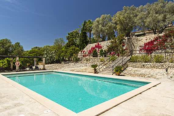 "Llucmajor, Mallorca - Part of the antique ""posesión"" in Montuiri was converted into the exceptional country estate with hotel license"