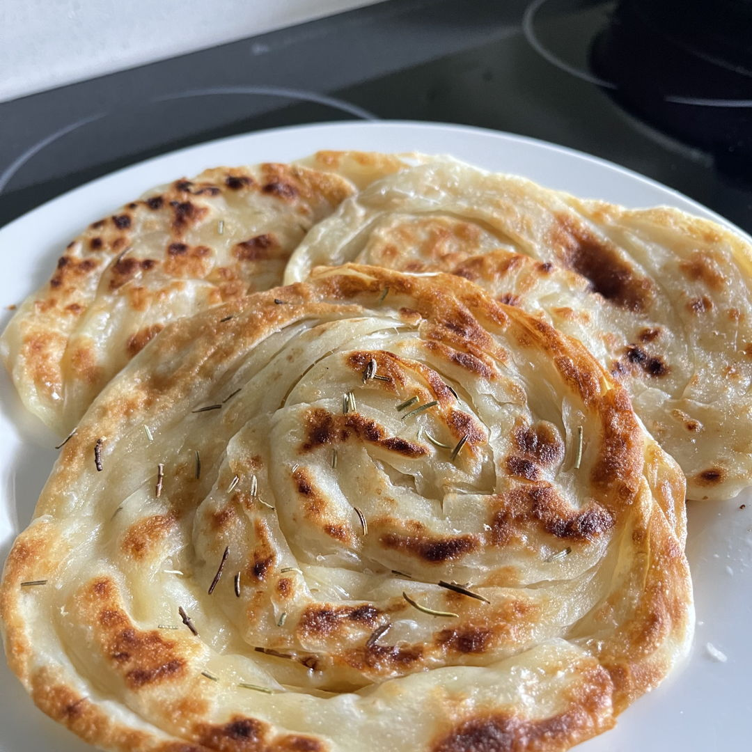 Roti Canai. I am grateful for the video tutorial. Came out perfectly. Thank you