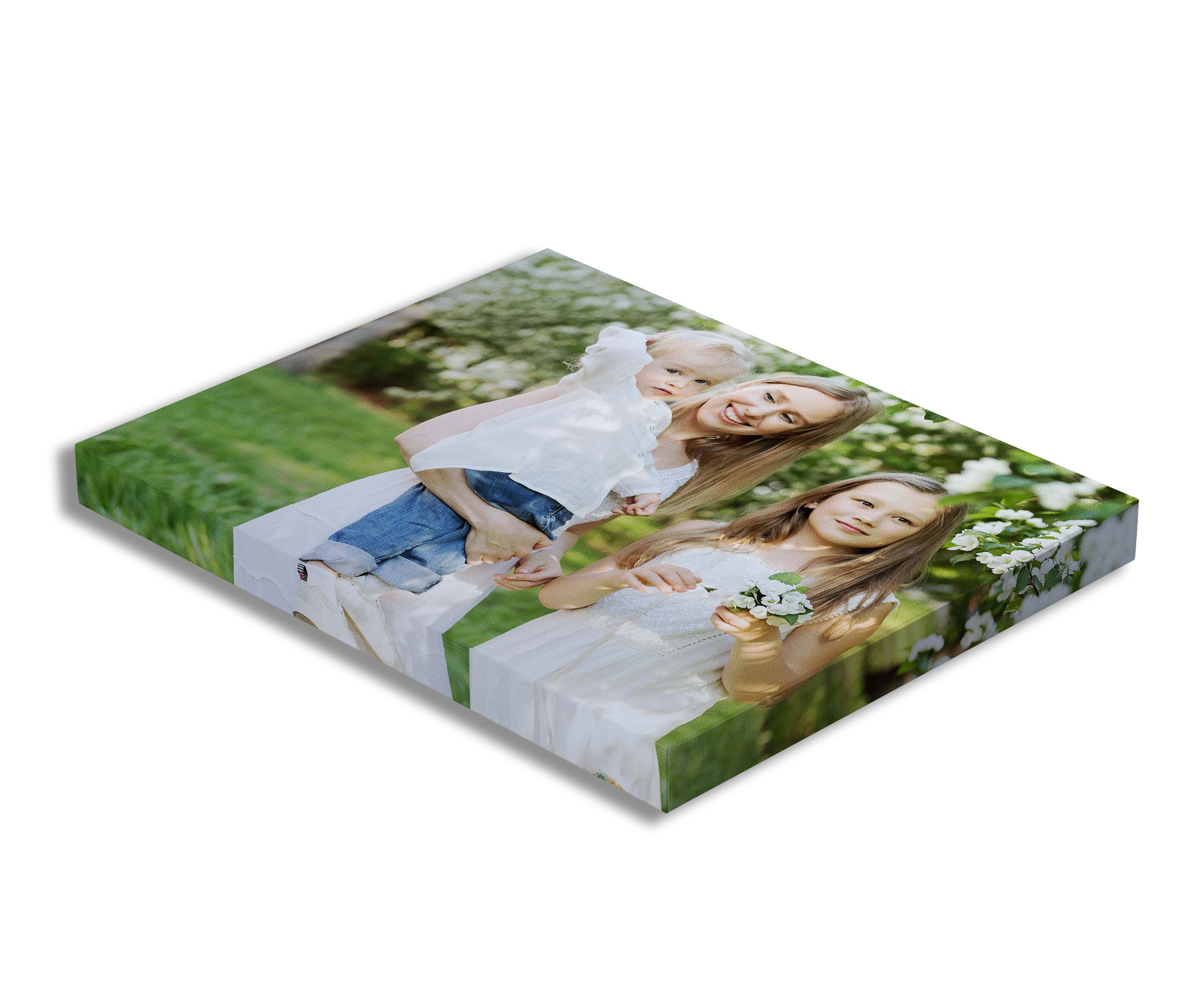 Family Pictures On Canvas