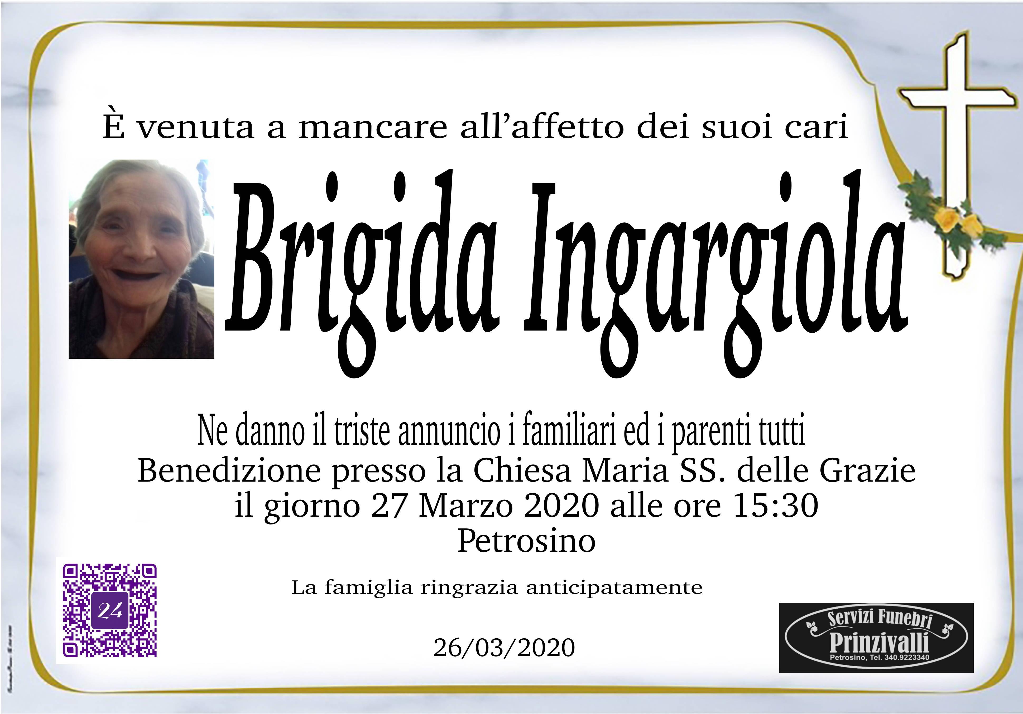 Brigida Ingargiola