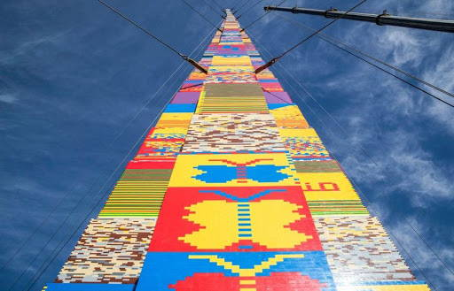 Tallest LEGO tower in the world
