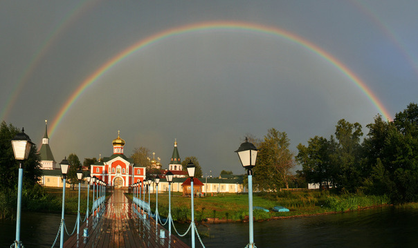 Экскурсионная поездка в Валдай из Великого Новгорода (1 день)