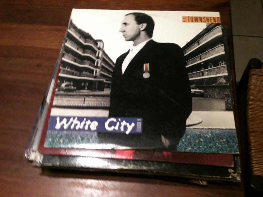 Pete Townsend - White City- a novel