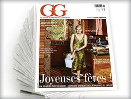 Nouvelle édition du magazine GG