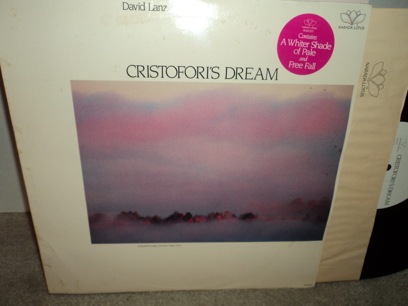 David Lanz - Cristofori's Dream  Narada NM