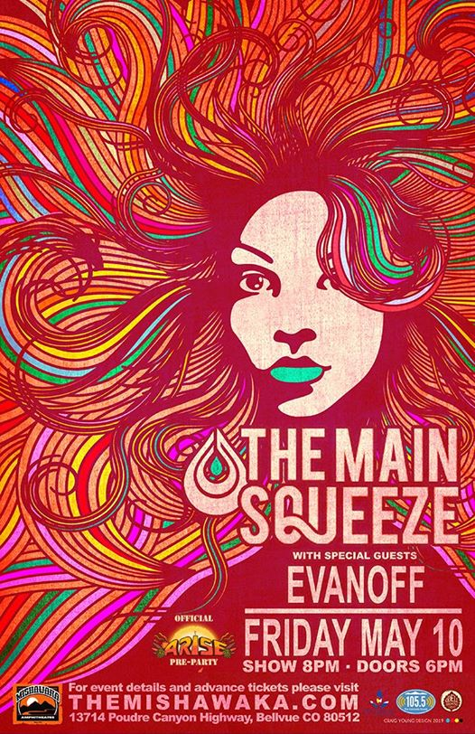 The Main Squeeze (Official Arise Pre-Party)