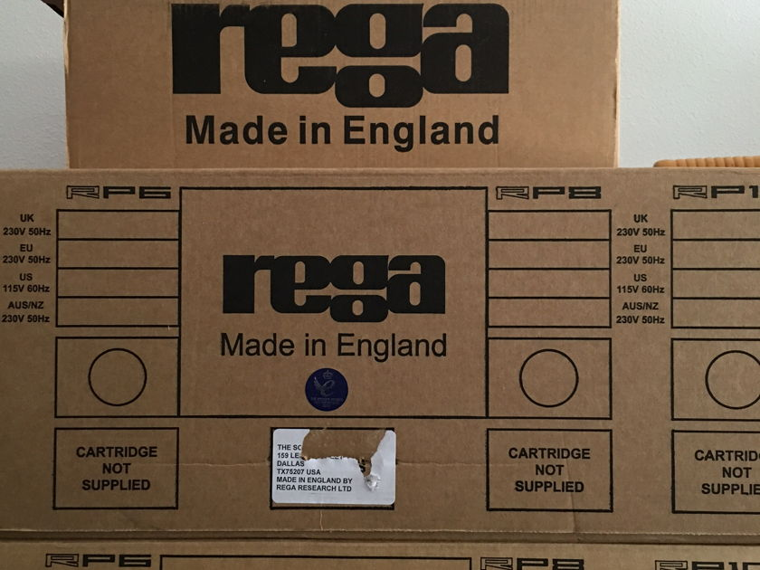 Rega P3 with ELYS II Cartridge New Style Planar 3 New RB330 arm!