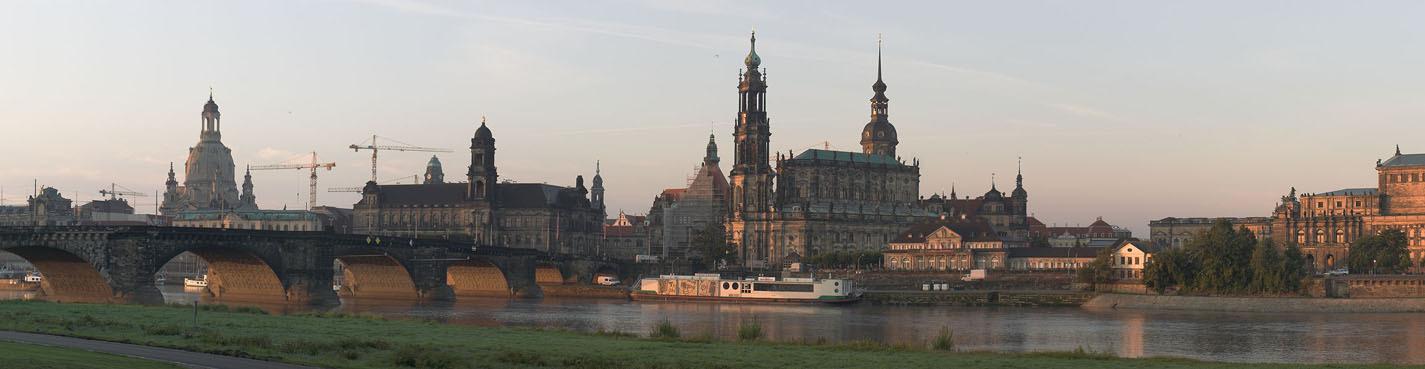 Экскурсия в Дрезден из Праги (пешеходно–автобусная)