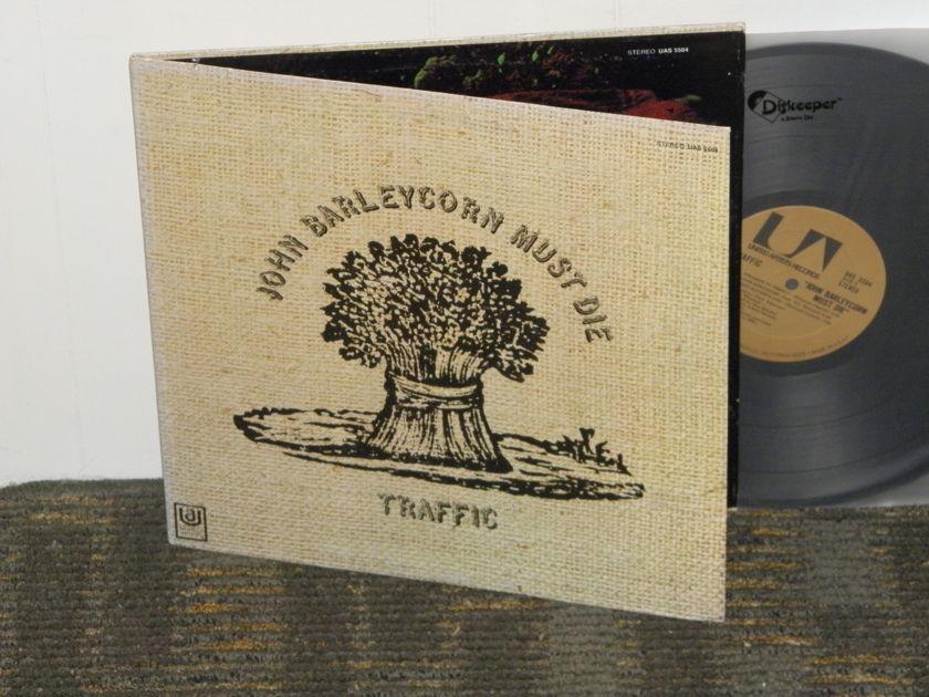 Traffic   John Barleycorn - Must Die   United Artists UAS5504 Tan labels from early '70'ies