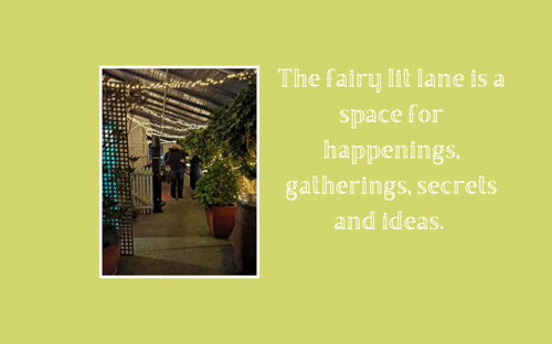 Private Covered Lane Way for Markets, Pop Up Retail, Parties and Gatherings in Westmere - 0