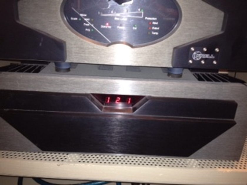 Krell Audio Standard (KAS) Mono bloc amplifier with separate power supply