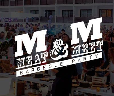 Meat & meet barbecue party Playasol hotel Ibiza club Jabeque tickets