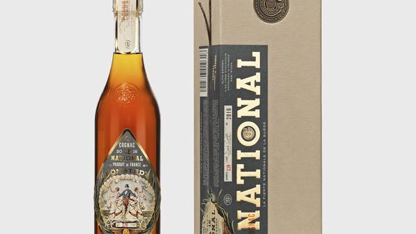 Le National / Grönstedts cognac