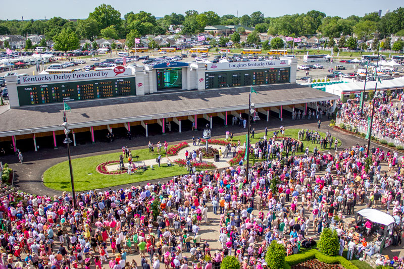 Kentucky Oaks Odds