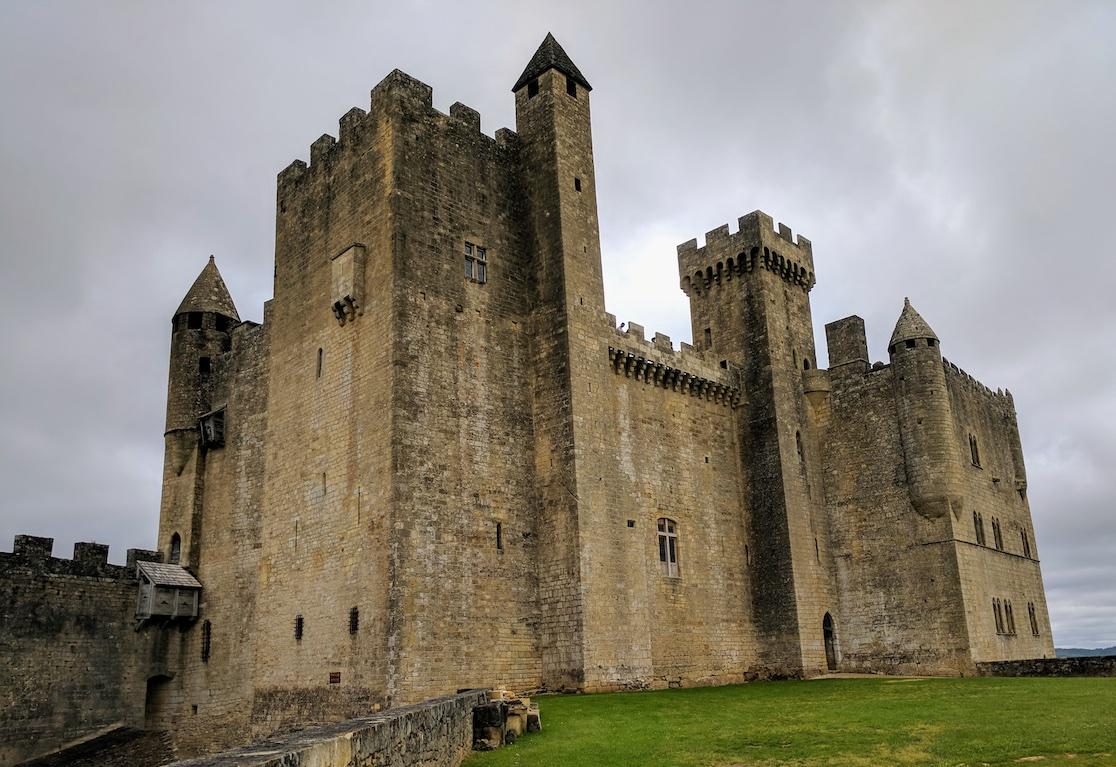 Castle at Beynac-et-Cazenac