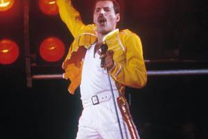 Famous Bis: Freddie Mercury