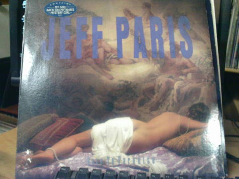 Jeff paris - RACE to paradise