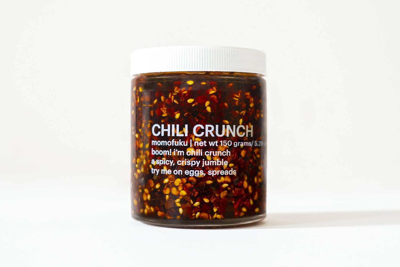 Momofuku Chili crunch