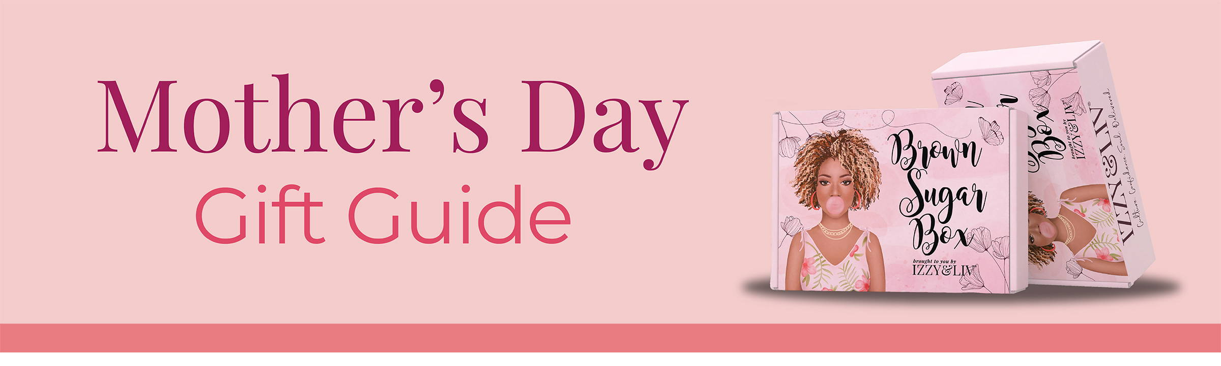 Shop The Mother's Day Gift Guide - Header
