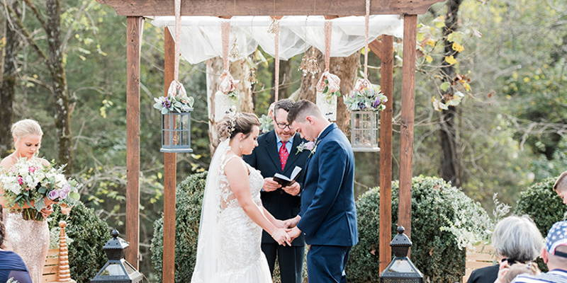How to Personalize a Wedding Ceremony