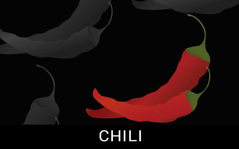 chili button