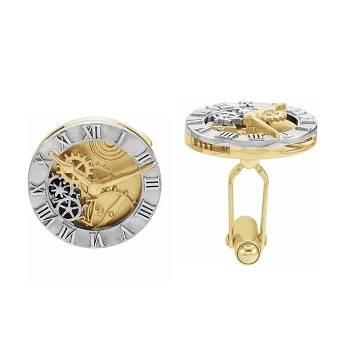 Shop mens gold cufflinks at Pobjoy Diamonds
