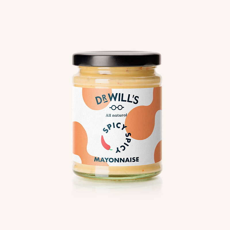 Shop Dr Will's All Natural Spicy Mayonnaise