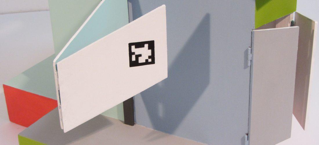 architettura aumentata interactive art augmented reality