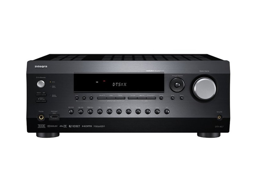 Integra  DTR-40.7 (B)  A/V Receiver