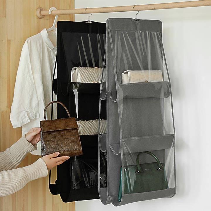 meuble rangement sac à main