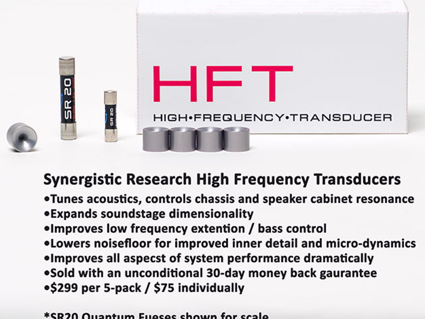 Synergistic Research HFT 10-Pack