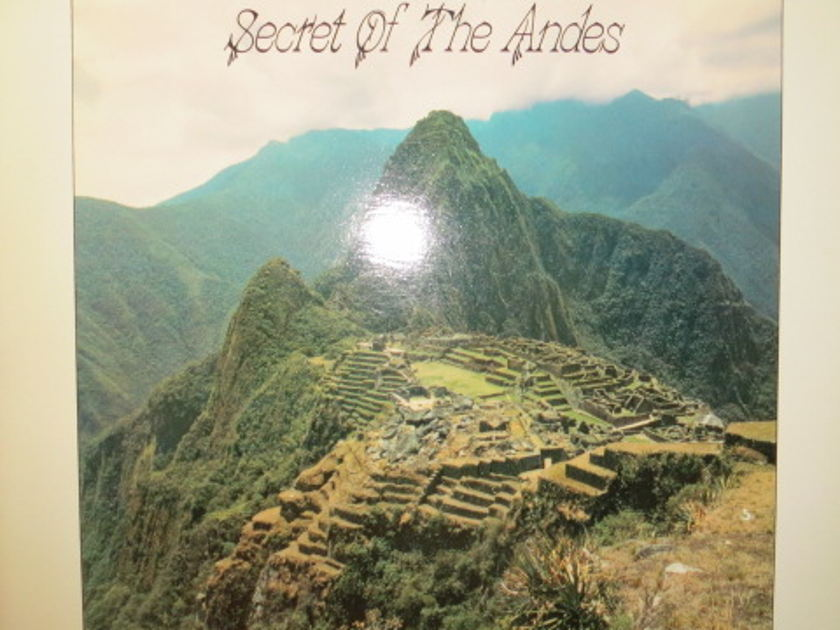 VICTOR FELDMAN - SECRETS OF THE ANDES