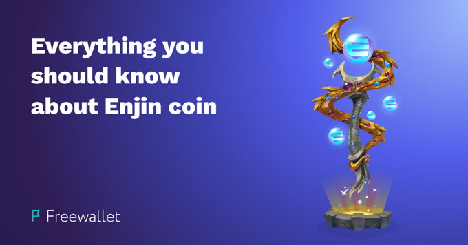 Enjin coin review | Everything you should know about ENJ