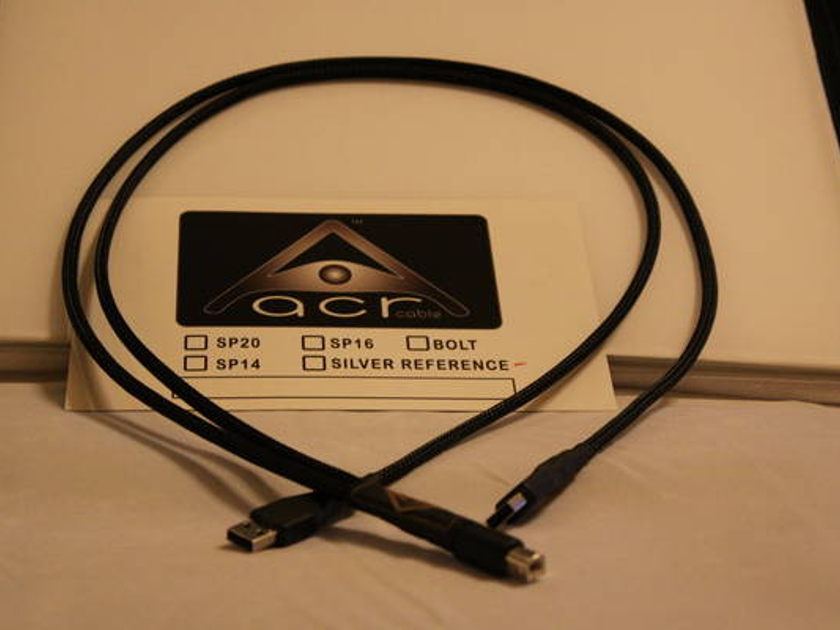 Acr Cable   New reference 3  usb complete isolation