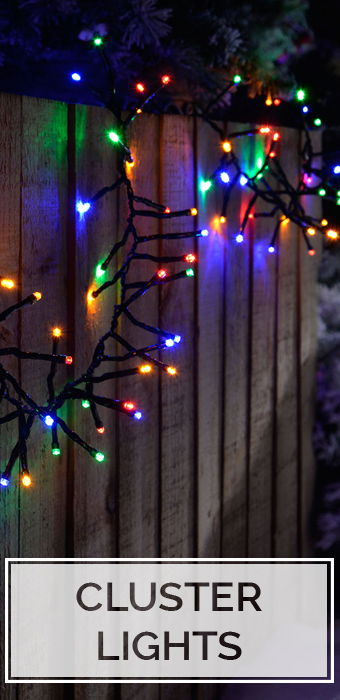Christmas Cluster Lights