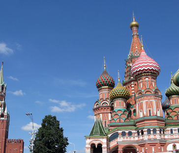 Комплексная обзорная автобусная экскурсия и прогулка по Красной площади