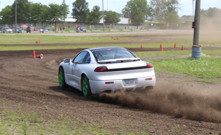 IA Region November 2018 Rallycross at CFMP
