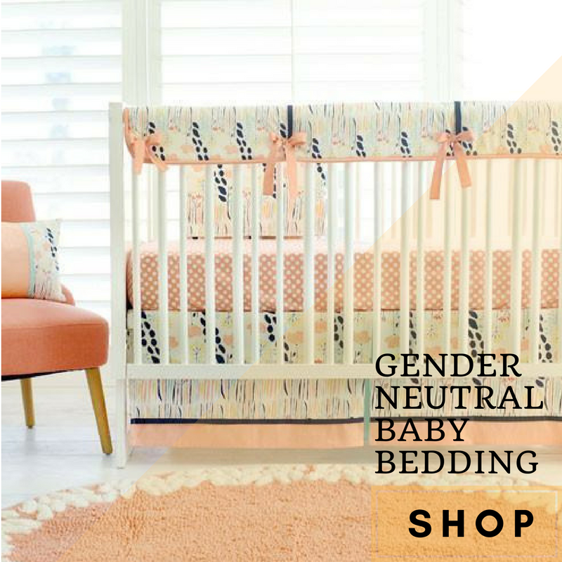 Gender Neutral Crib Sets Baby Bedding
