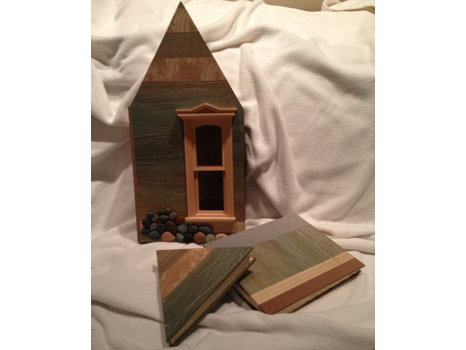Original Book Sculpture